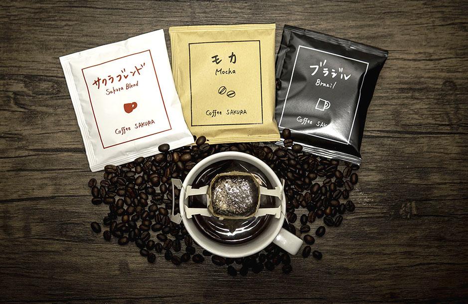 日本発祥ドリップバッグコーヒー